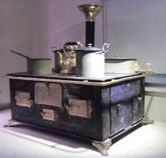 art cocina economica victoriana materiales hierro bronce tamao alto cm ancho