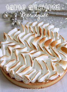 Tarte au citron meringuee cap patissier Tart Recipes, Cooking Recipes, Vegetable Tart, French Patisserie, Mini Tart, Coffee Dessert, Beautiful Desserts, Meringue Pie, Fruit Tart
