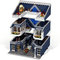 LEGO Ideas - LEGO Modular Mall