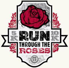 2012 Run Through The Roses 10K and 5K
