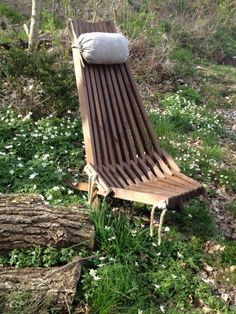 NorDeck chairs in Sweden.