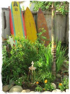 Art and Sand: Cottage Garden