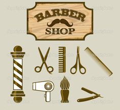 barber shop - Cerca amb Google