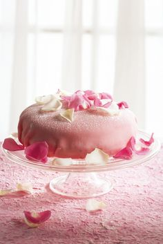 Finnish Recipes, A Food, Food And Drink, Shabby, Dream Cake, Sweet And Salty, No Bake Cake, Panna Cotta, Valentines Day