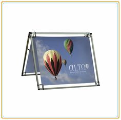 Monsoon a Frame Banner Stand (80*200cm)