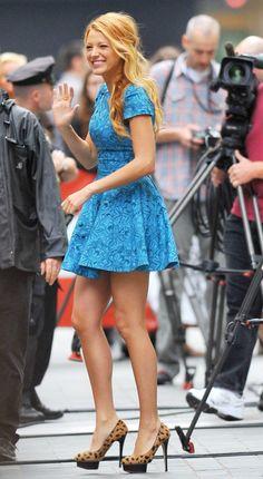 Serena (Blake Lively) Gossip Girl. LOVE HER