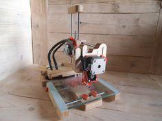 Trint 3D printer by Idegraaf - Thingiverse