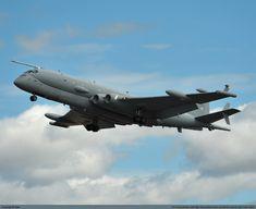 Royal Air Force (RAF) Hawker Siddeley Nimrod MRA.4 ZJ518