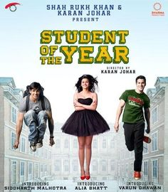 Student Of The Year (Hindi) 2012 | Indiaviolet Videos