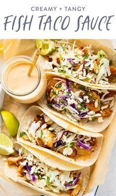 Salmon Fish Tacos, Slaw For Fish Tacos, Fish Tacos With Cabbage, Battered Fish Tacos, Blackened Fish Tacos, Easy Fish Tacos, Grilled Fish Tacos, Best Fish Taco Recipe, Fish Recipes