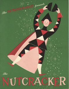 Archive San Francisco Ballet 'Nutcracker' poster