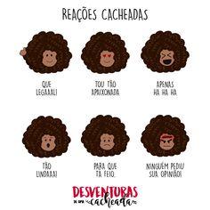 58 Melhores Imagens De Frases Cacheadas Curls Curly Hair Styles E