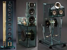 Perfect8 5.1 Glass Speaker System