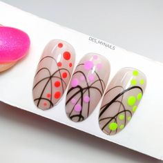 Spider gel nails design Gel Nail Designs, Nails Design, Gel Nails, Spider, Gel Nail, Spiders