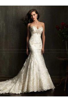 Allure Wedding Dresses - Style 9051