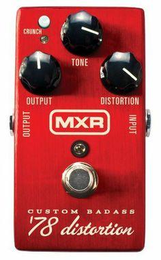 MXR Custom Badass 78 Distortion by Jim Dunlop. $71.76. Save 47% Off!