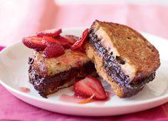Breakfast Treats: Healthy Pancakes, Waffles, and French Toast Recipes | Women's Health Magazine