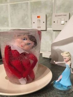 27 ingenious Elf on The Shelf ideas - goodtoknow