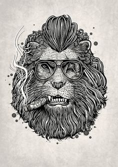 Winya no. 47 slim fit t-shirt tattoos lion tattoo, tattoo sk Lion Head Tattoos, Lion Tattoo, New Tattoos, Tattoos For Guys, Maori Tattoos, Turtle Tattoos, Tribal Tattoos, Tattoo Sketches, Tattoo Drawings