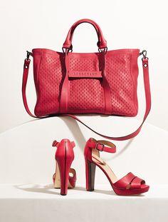 #Longchamp #Bags #heels