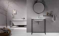 BETTELUX | Bette, Bauhaus style Bathroom fixutres, Modern Bathroom