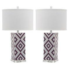 Safavieh Parker Table Lamp (Set Of 2)