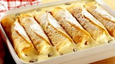 Cake Recipes Without Oven, Cake Recipes From Scratch, Easy Cake Recipes, Sweet Recipes, Dessert Recipes, Crepes, Easy Vanilla Cake Recipe, German Desserts, Breakfast Desayunos