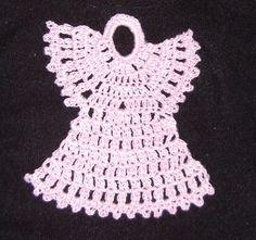 "Angel ""Noelle"" Ornament"