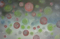 Bubble Puzzle by Anton Alberts, commissioned painting 1 of 4 paintings for a book keeper office's Anton, Bubbles, Puzzle, Paintings, Deviantart, Crafty, Personalized Items, Book, Fun