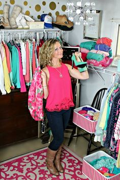 Dressing Your Truth Type 1 Closet!!! #dressingyourtruth #type1