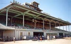 Columbus Races Horse Track in Columbus , Nebraska - awww... many happy memories here