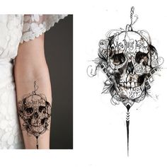 Hip - Dark - Sketch Tattoo Design Needed! Design por stacas