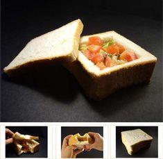 Deep Dish Sandwich