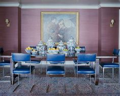 The Style Abettor: Blue China Everywhere Part II