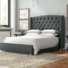 Buckingham Upholstered Ottoman Bed