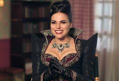 On the Set: Once's Lana Parrilla Reveals Regina's Going Full Evil Queen Again – But Why?