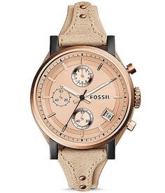 Fossil The Original Boyfriend Watch