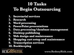 Which one can you begin outsourcing this month? #business #biz #businesstips #biztips #businesstip #biztip  #entrepreneur #entrepreneurship  #smallbusinessowner #businessowner #sbo #bizowner #consultant #coach #delegation #delegate #outsource #va #virtualassistant #outsourcing