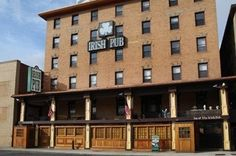 The Irish Pub in Atlantic City, NJ. Great food, beer and prices!