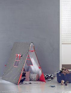 teltta,lastenhuone,betoni,seinä,materiaalit,pesä,lapset,leikkihuone,tapetti