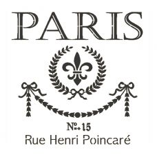 Items similar to Euro Stencil Design . Patisserie fleur de Lis Laurel Weath French used for burlap pillows, bedding, sign painting . 12 x 12 inches on Etsy Pub Vintage, Vintage Labels, Diy Image, French Typography, Laurel, Stencil Printing, Stencil Designs, Stencil Patterns, Vintage Prints