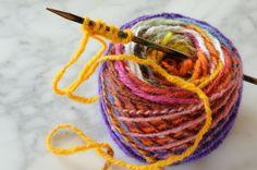 Bergschaf navajo-verzwirnt Navajo, Friendship Bracelets, Stitches, Knitting, Accessories, Jewelry, Fashion, Moda, Stitching