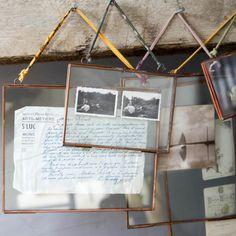 #nkuku #kiko #copper #glass #frames #keepsakes