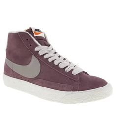 huge selection of 6979a 948f0 Women s Lilac Nike Blazer Mid Suede at schuh god damn i want these