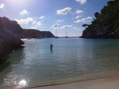 Cala Macarelleta Photo by Anna Alemany -- National Geographic Your Shot