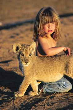 Tippi Degré - My Book of Africa http://www.telegraph.co.uk/news/picturegalleries/howaboutthat/3446738/Tippi-Degre-the-real-life-Mowgli.html