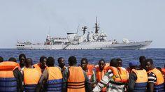 Kampf gegen illegale Migration: EU will Militäreinsatz an libyscher Küste ausweiten