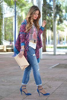 The Latest Boho Fashion Trend For Spring...This look!!!