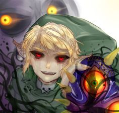 Ben Drowned by Qumori