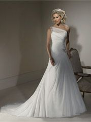 Maggie Bridal by Maggie Sottero Mona-J1400 Maggie Sottero Bridal Anne's Bridals -- West Paducah, KY